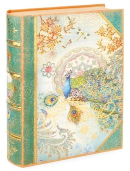 Medium Peacock Book Box