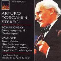 Arturo Toscanini Stereo