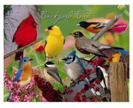 Impact Photographics IMP52130CLC Cleaning Cloth Backyard Birds