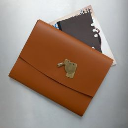 File Folder Cognac