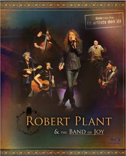 Live From the Artists Den: Robert Plant & the Band of Joy