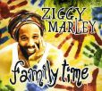 CD Cover Image. Title: Family Time, Artist: Ziggy Marley