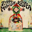 CD Cover Image. Title: Fly Rasta, Artist: Ziggy Marley