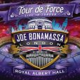 CD Cover Image. Title: Tour de Force: Live in London - Royal Albert Hall, Artist: Joe Bonamassa