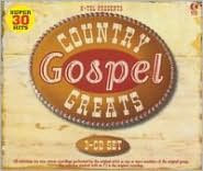 Country Gospel Greats [K-Tel Box]