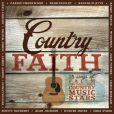 CD Cover Image. Title: Country Faith