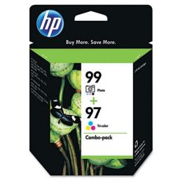 HP C9517FN C9517FN (HP 97; HP 98) Ink- 220 Page-Yield- Black; Tri-Color