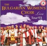 The Bulgarian Women's Choir: Live, Tour '93