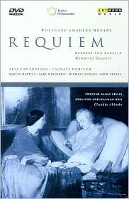 Requiem: The Herbert Von Karajan Memorial Concert