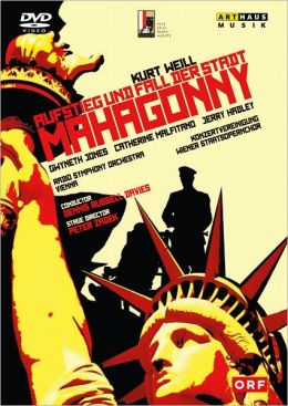 The Rise and Fall of the City of Mahagonny (Salzburg Festival)