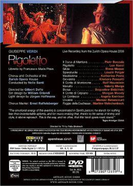 Rigoletto (Zurich Opera House)