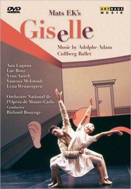 Giselle (Cullberg Ballet)