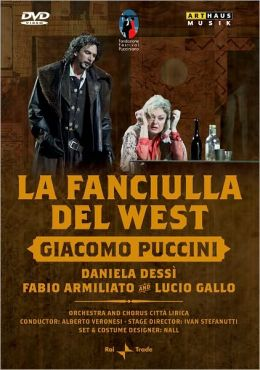 La Fanciulla del West (Orchestra and Chorus Citta Lirica)