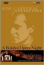 Jose Carreras: A Bolshoi Opera Night