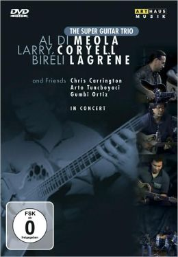 Super Guitar Trio and Friends in Concert