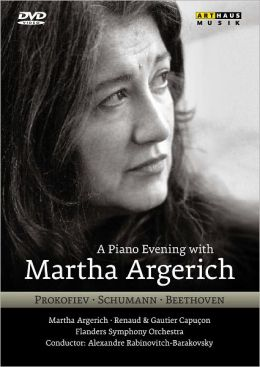 Martha Argerich: A Piano Evening with Martha Argerich