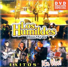 Exitos: En Vivo [CD & DVD]