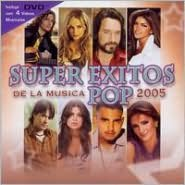 Super Exitos de La Musica Pop [CD & DVD]