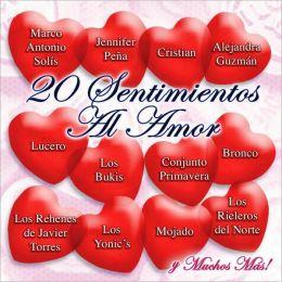 20 Sentimientos al Amor