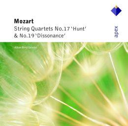 Mozart: String Quartets Nos. 17