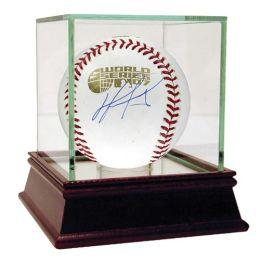 Boston Red Sox, David Ortiz 2007 World Series Autographed Baseball