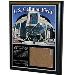 Chicago White Sox, Cellular Field 8x10 Plaque with Game Used Dirt