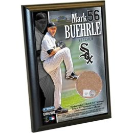 Mark Buehrle, Chicago White Sox 4x6 Plaque with Game Used Dirt