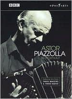 Astor Piazolla In Portrait