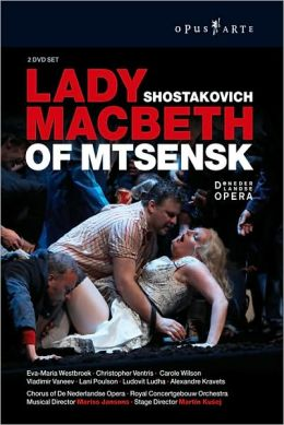 Lady MacBeth of Mtsensk (De Nederlandse Opera)