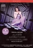 Video/DVD. Title: Alice's Adventures in Wonderland (The Royal Ballet)