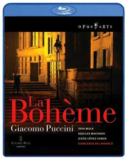La Boheme (Teatro Real Madrid)