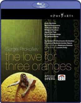 The Love for Three Oranges (De Nederlandse Opera)