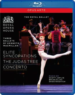 Three Ballets by Kenneth MacMillan: Elite Syncopations/The Judas Tree/Concerto