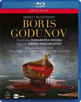 Boris Godunov (Teatro Regio Torino)