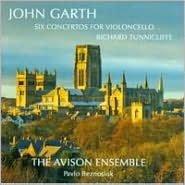 John Garth: Six Concertos for Violoncello