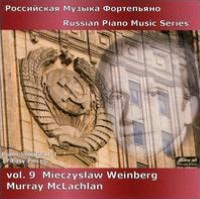 Russian Piano Music Series, Vol. 9: Mieczyslaw Weinberg
