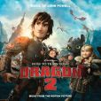 CD Cover Image. Title: How to Train Your Dragon 2 [Original Motion Picture Soundtrack], Artist: John Powell