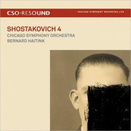 Shostakovich: Symphony No. 4 [Includes DVD]