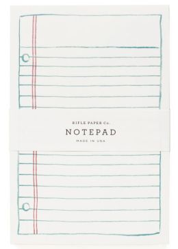 Notebook Paper Message Notepad 85 Sheets