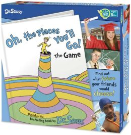 Oh The Places You'll Go! Board Game