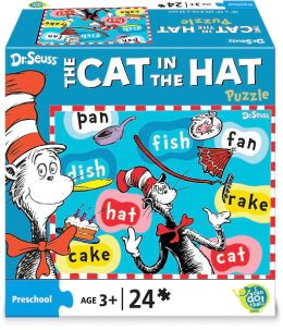 Cat in the Hat - WHAT'S IN THE HAT Game