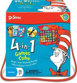 Seuss Travel Cube