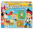 Product Image. Title: Disney Jake and the Never Land Pirates Matching Game