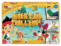 Jake and the Never Land Pirates, Never Land Challenge Game