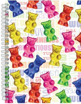 Gummy Bears Large Journal