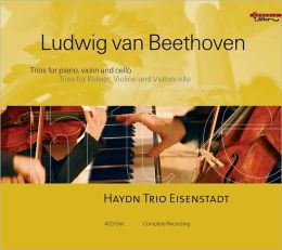 Beethoven: Trios for piano, violin & cello