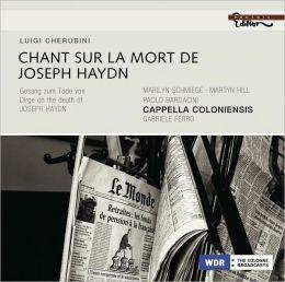 Cherubini: Chant sur la mort de Joseph Haydn