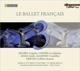 Le Ballet Français
