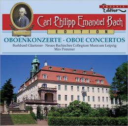 Carl Philipp Emanuel Bach Edition: Oboenkonzerte