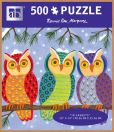 Product Image. Title: 500 Pc Puzzle In Cahoots Rennie Marquez